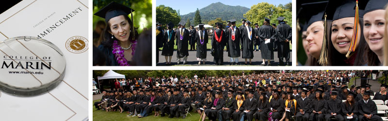 College of Marin Commencement