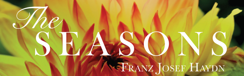 The Seasons by Franz Josef Haydn
