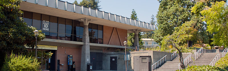 Student Services Building, Kentfield Campus